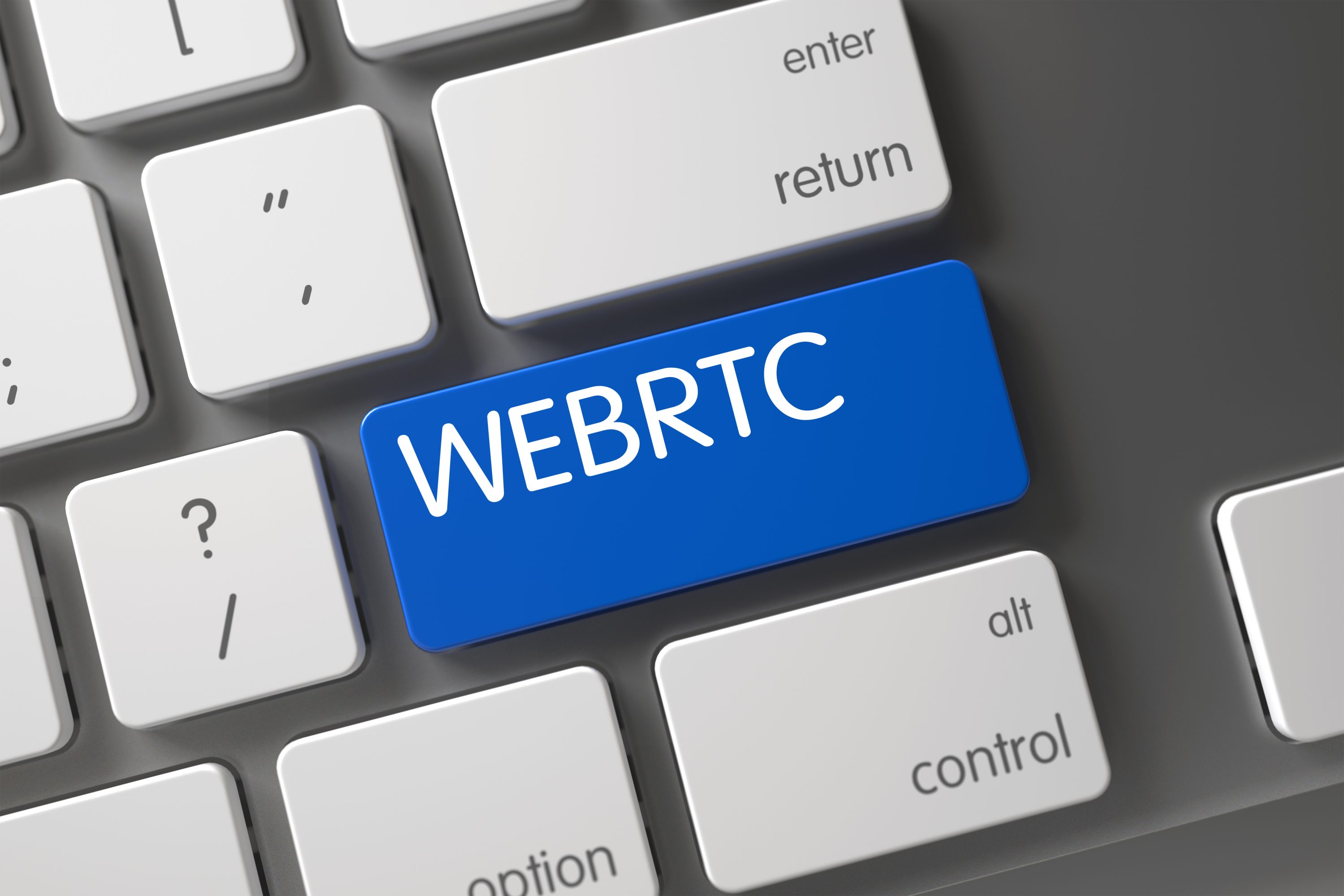 WebRTC on mobile devices for Genesys